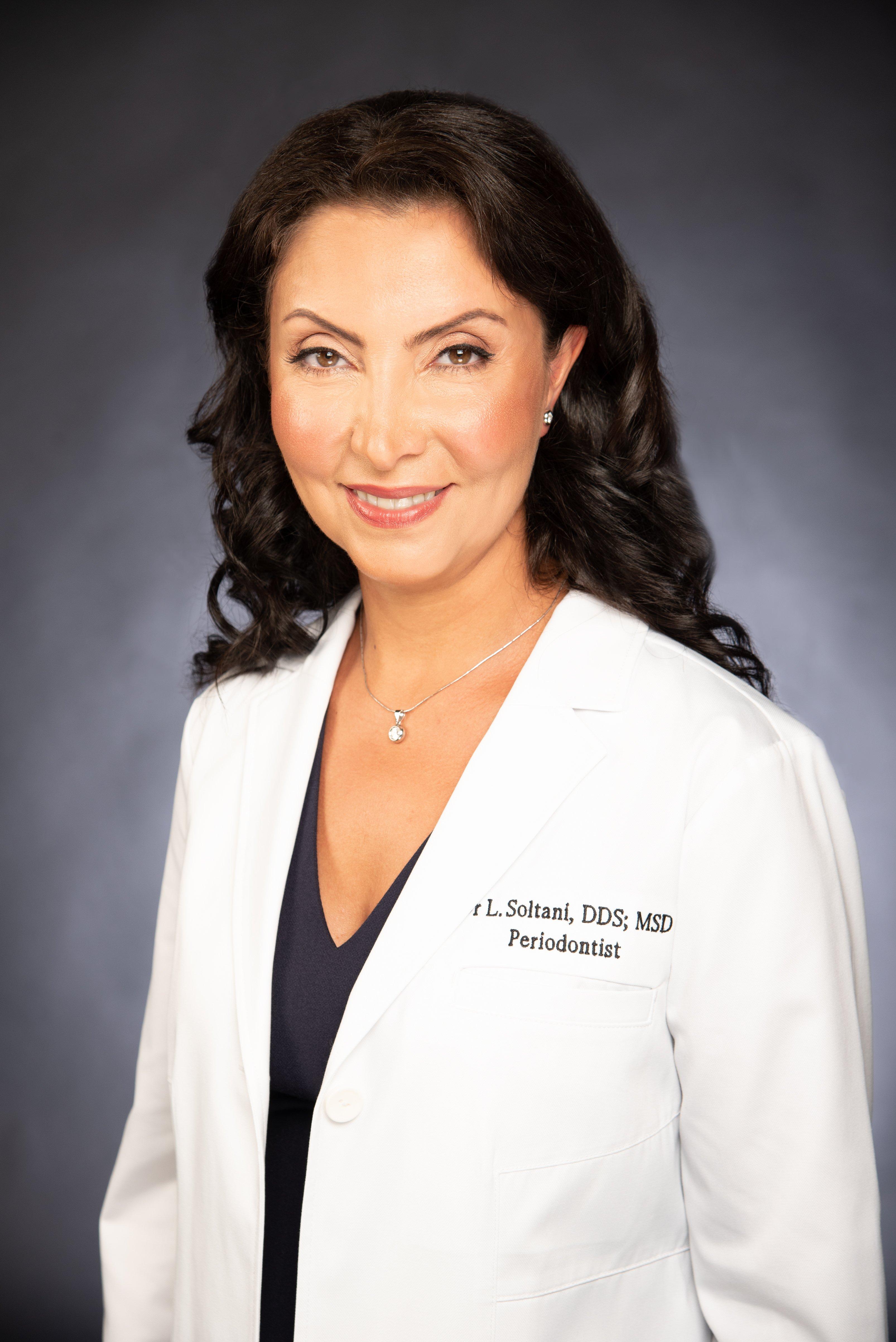 Dr. Leila Soltani DDS MSD